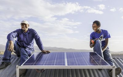 These Are the World's Top Renewable Energy Companies