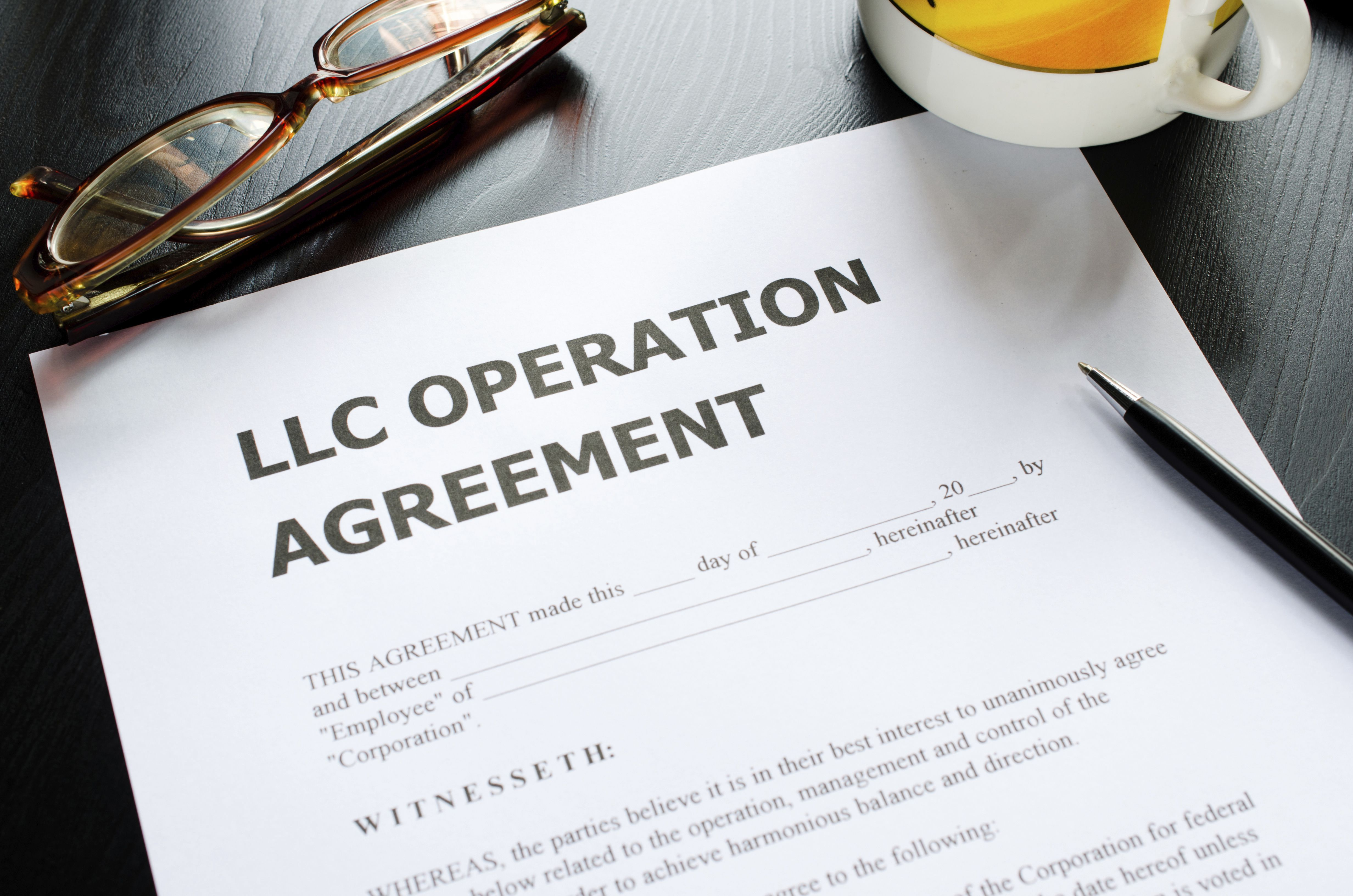 How Llc Ownership Works Contributions And Distributions