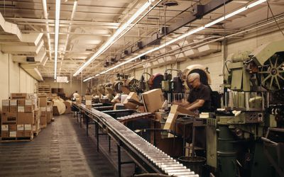 Manufacturing Production Process Introduction