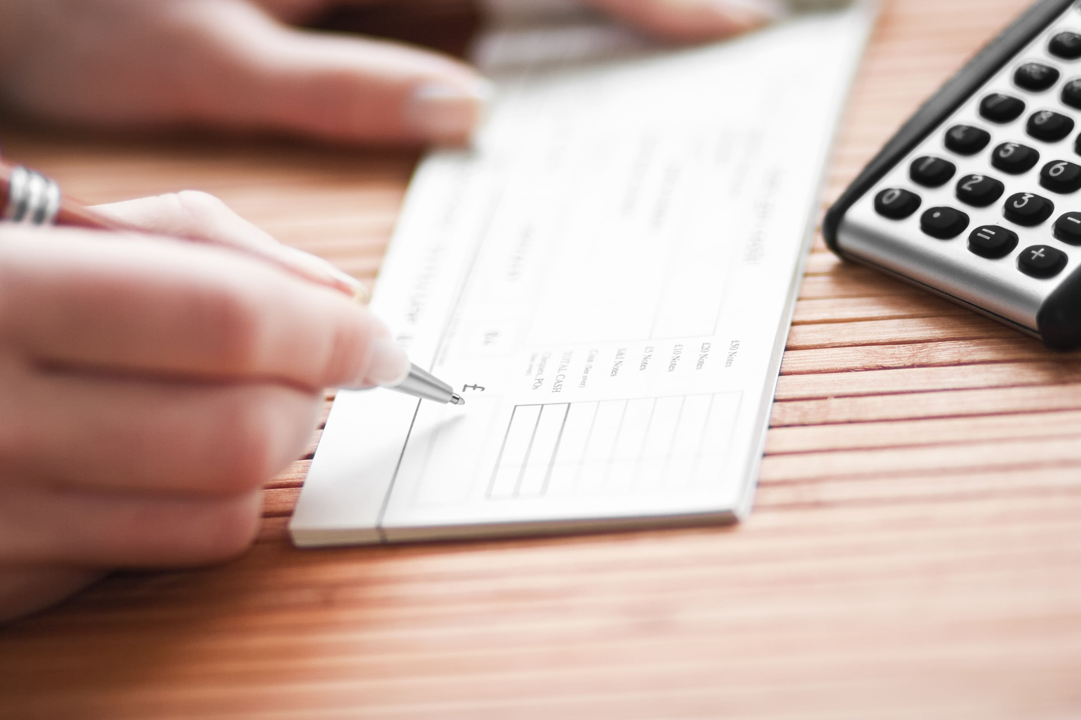 Tax Year for End-of-Year Employee Paychecks