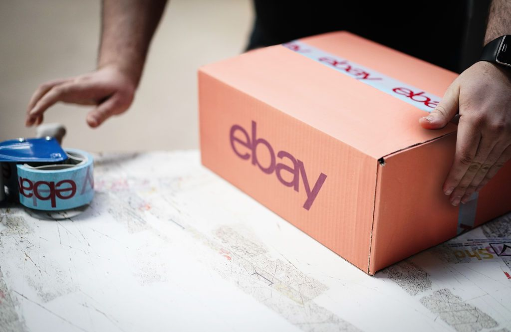 eBay is a Perfect Platform for Caregivers to Earn Money