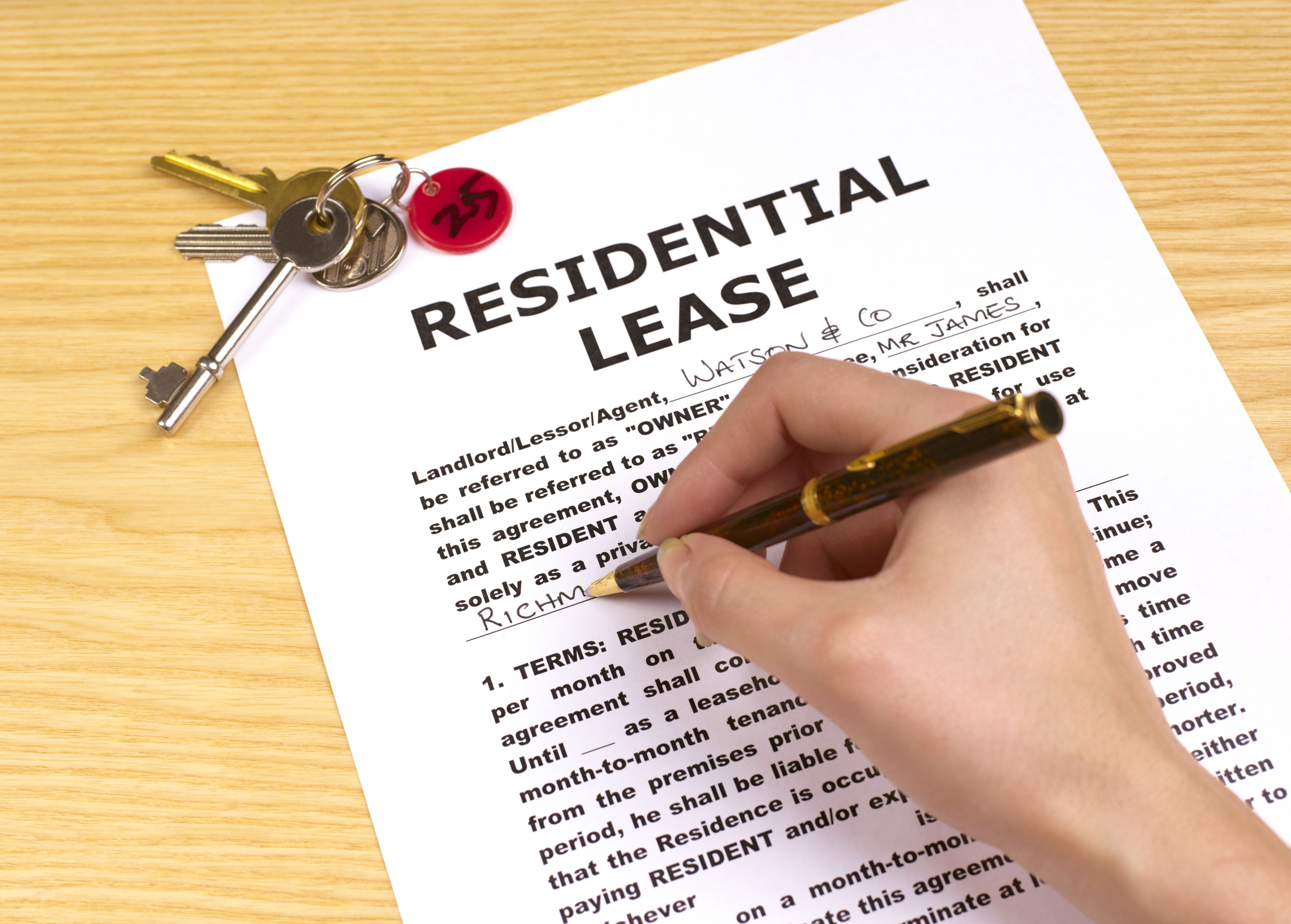 The Elements Of A Good Lease Document