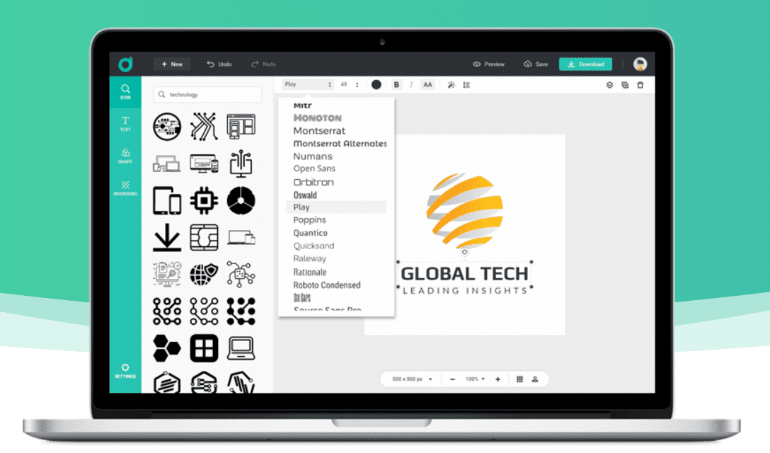The Best Affordable Or Free Logo Maker Tools