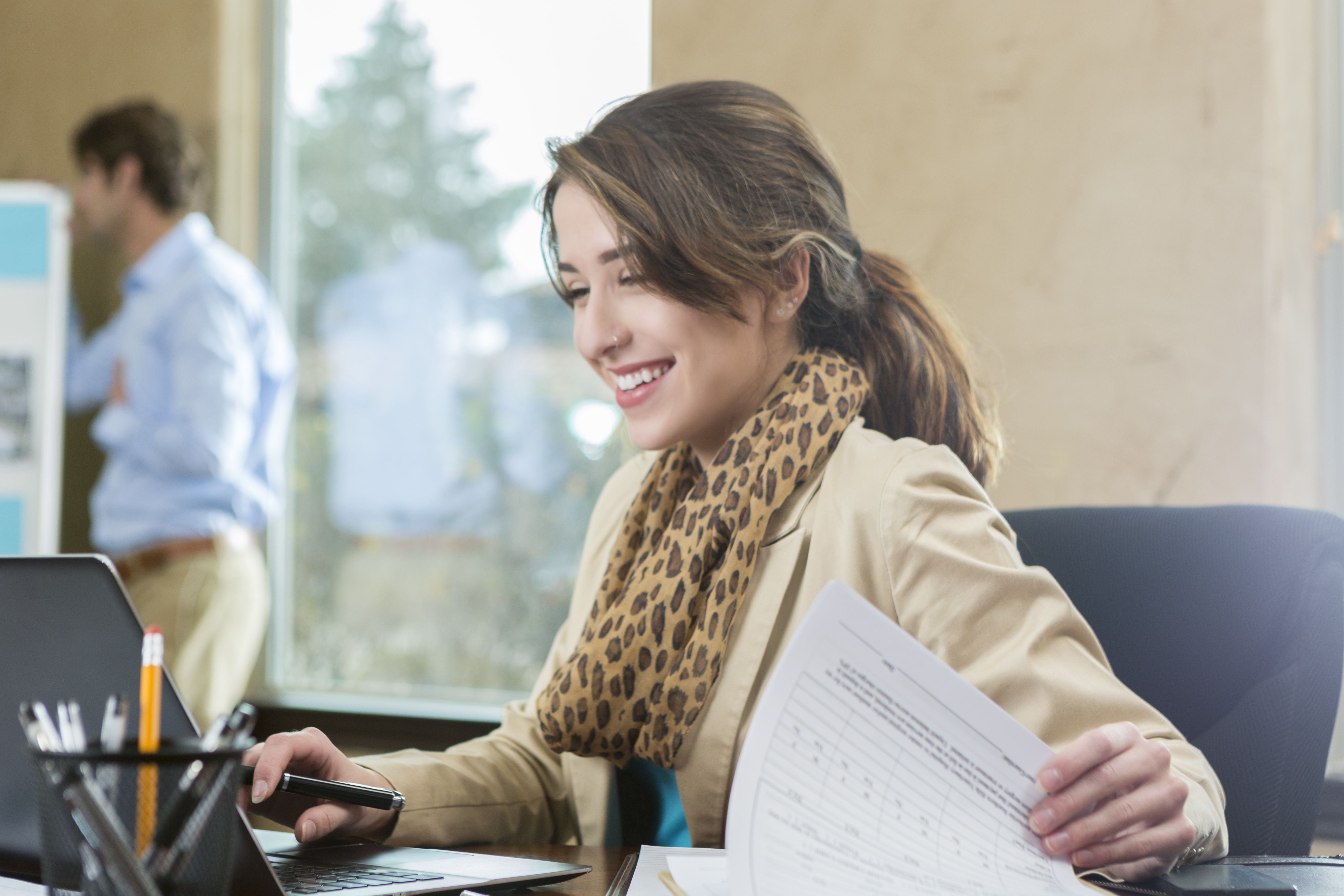 What Does A Data Entry Clerk Do