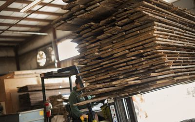Where to Get Free Reclaimed Lumber