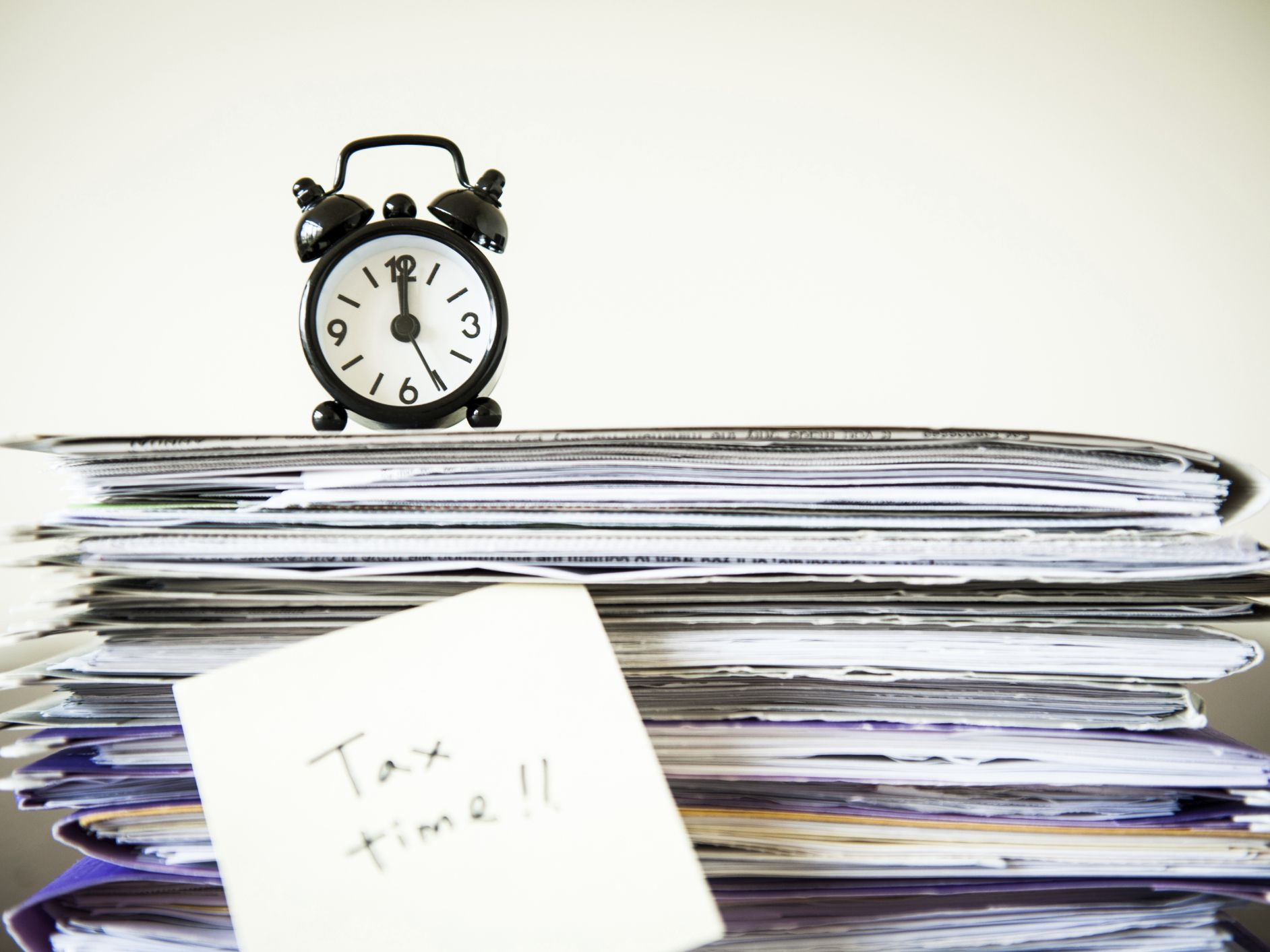 form 1065 due date 2018 extension  Tax Return Due Dates for 8 Small Business Taxes