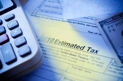1040 estimated tax payment form