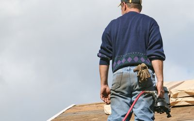 What Type Of Underlayment Should I Use When Installing Shingles