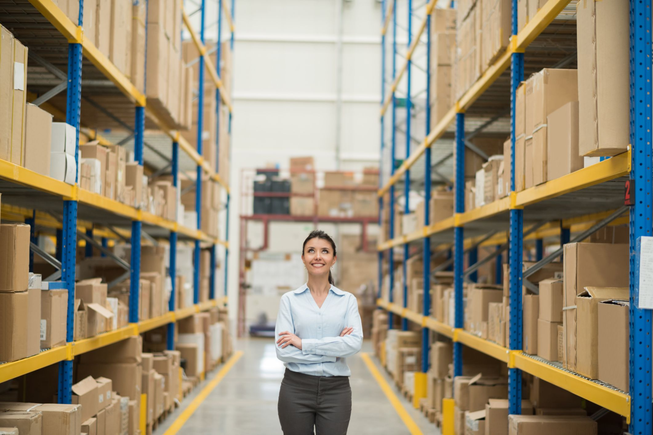Small Business: Vendor Managed Inventory (VMI)
