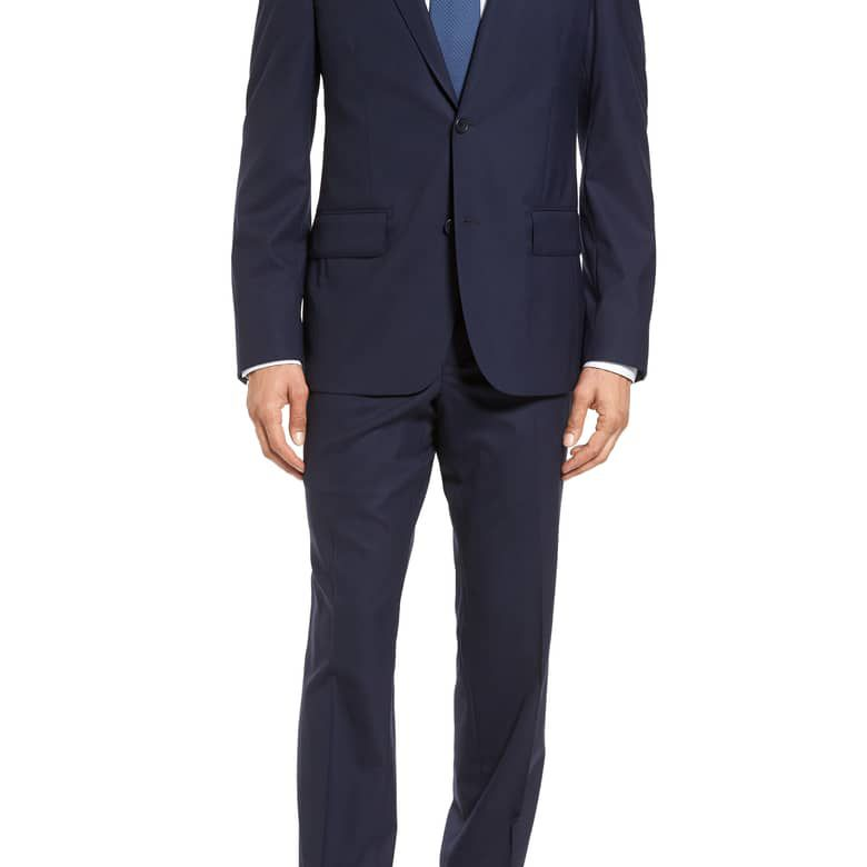 Kenneth Cole Boys Big 4-Piece Formal Suit Set