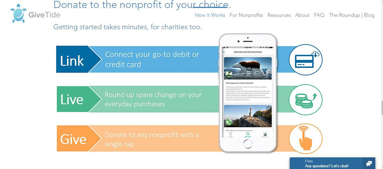 6 Easy-to-Use Smartphone Apps for Charitable Giving