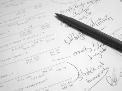 Creating a Startup Costs Worksheet