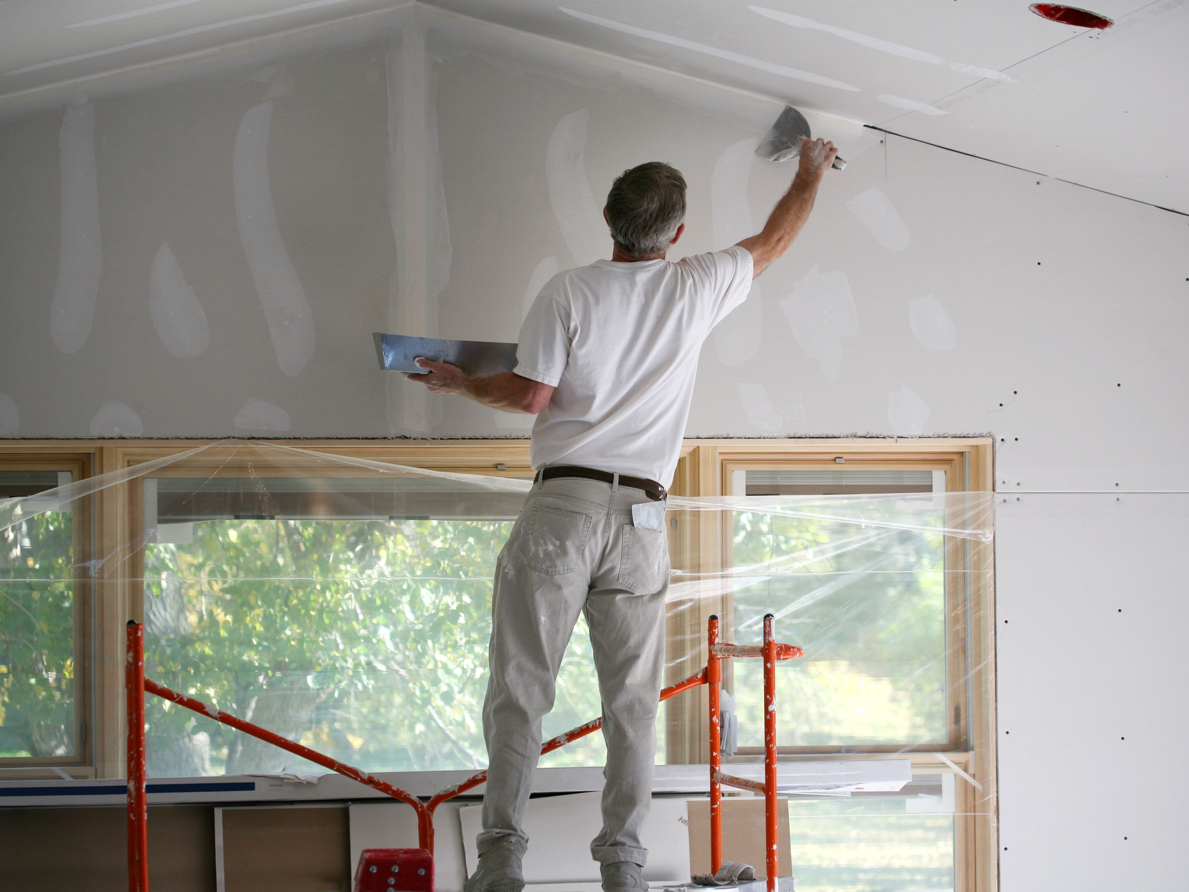 How to Solve Frequent Drywall Problems