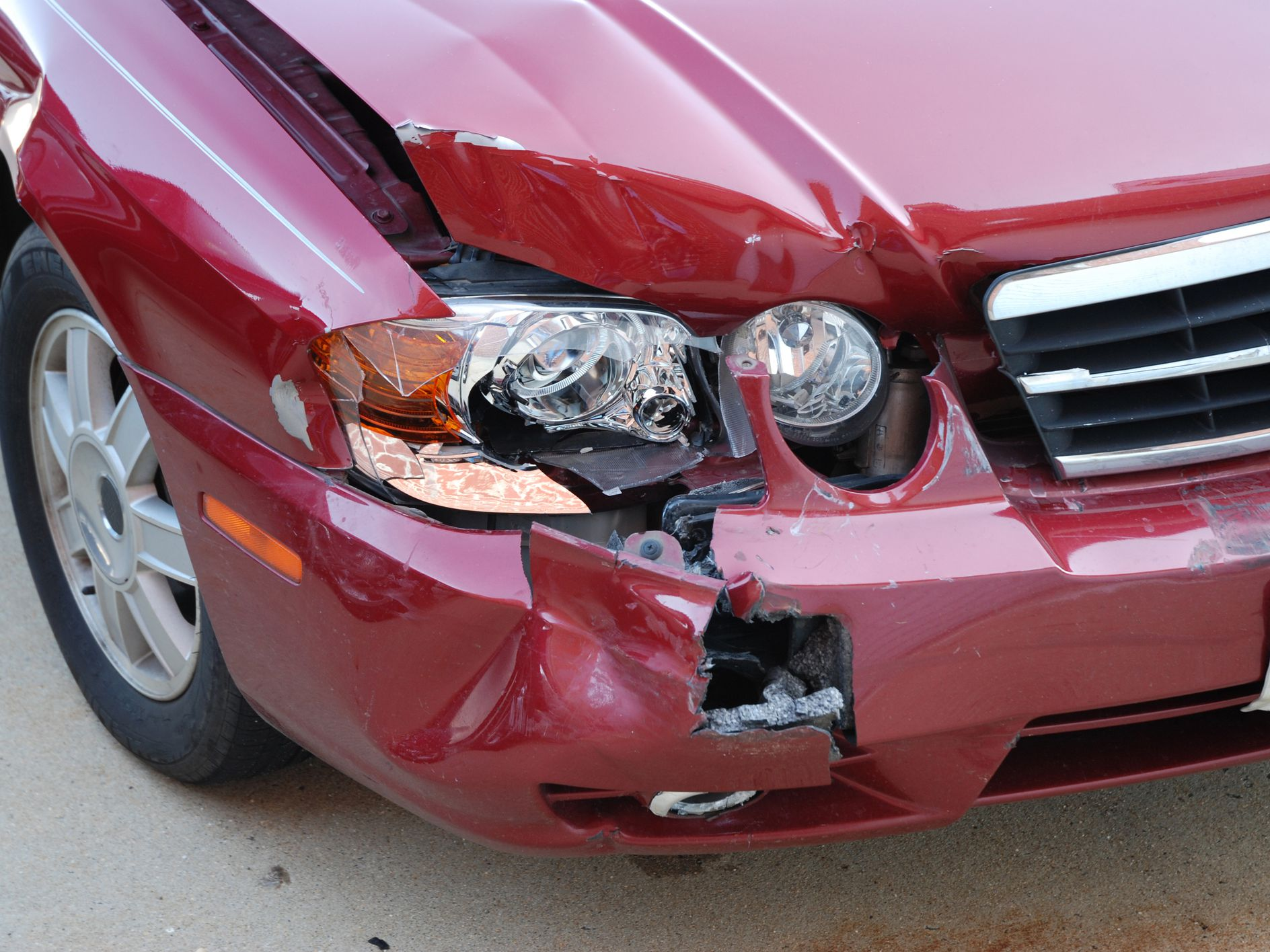 When is Your Vehicle a Total Loss?