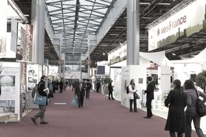 France, Paris region, Villepinte, Pollutec-Horizon environmental fair