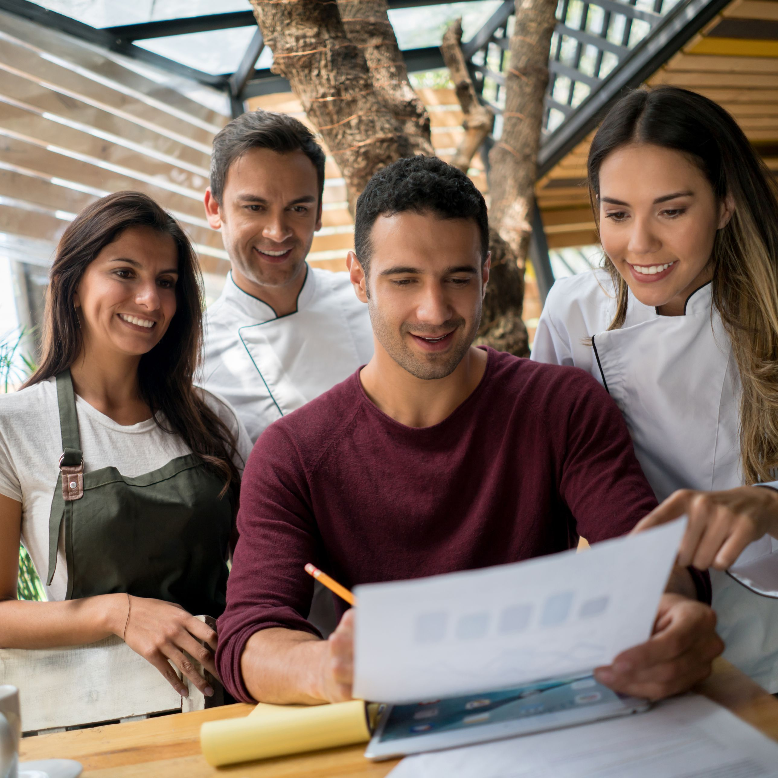A Restaurant Chart of Accounts: Food, Assets and Expenses