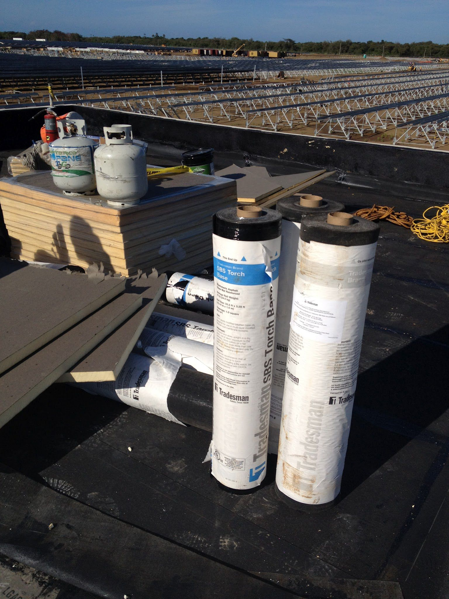 Built-Up Roofing Types, Advantages, and Applications