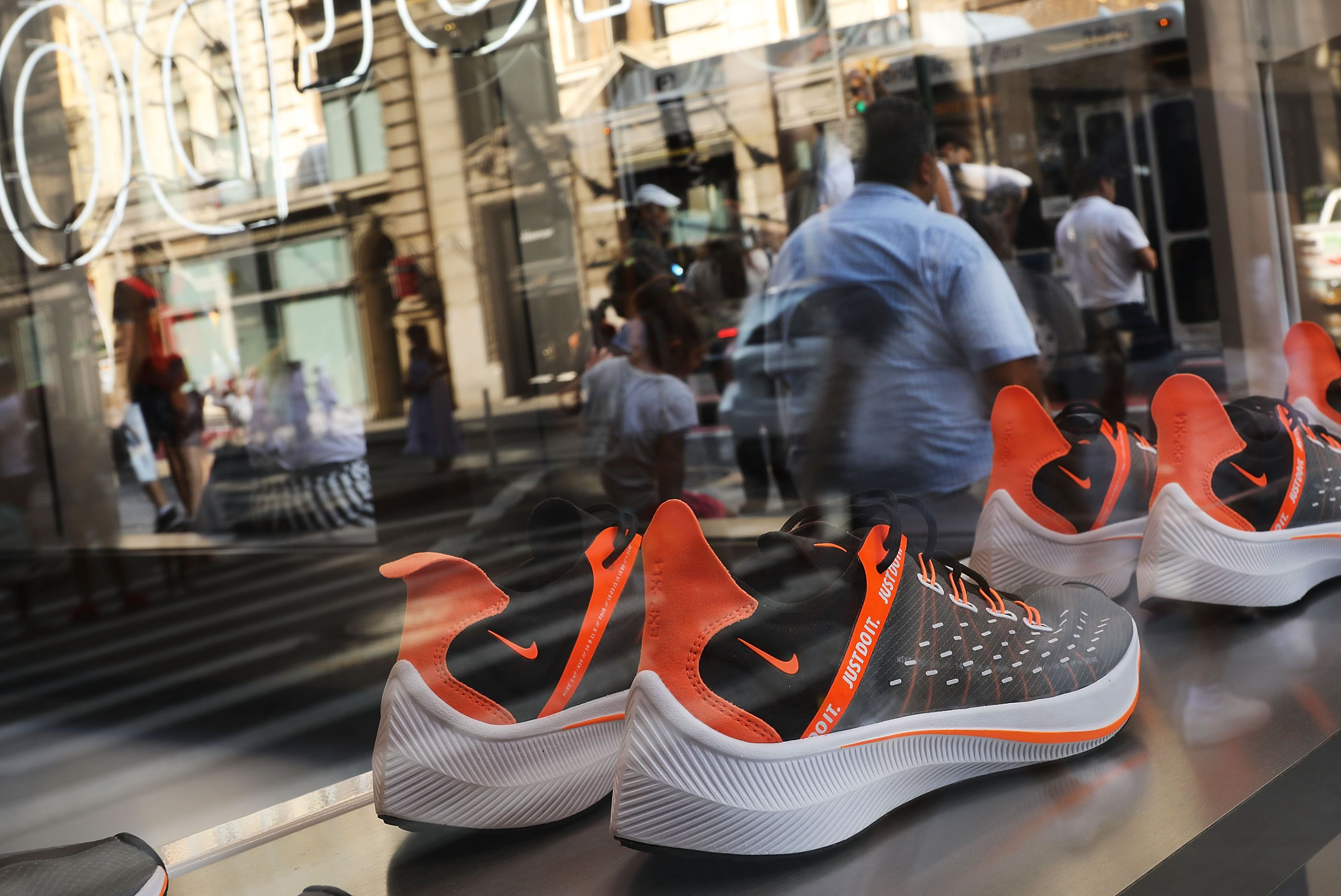 shoe company mission statement examples