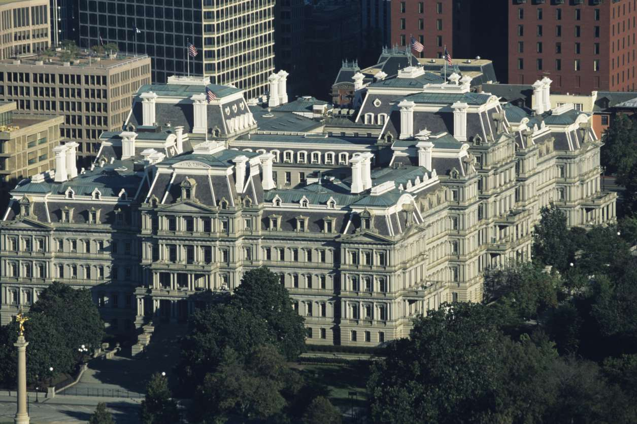 The Old Executive Office Building