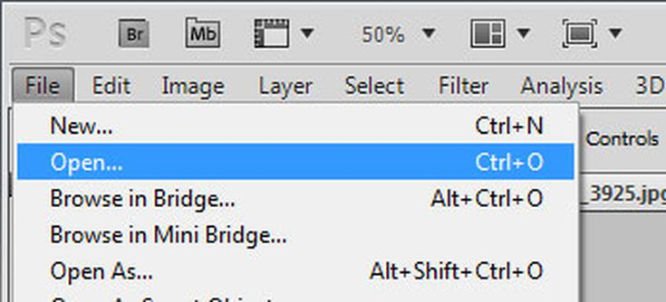 How to Save Images for the Web in Photoshop