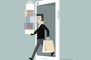 Brick and Mortar vs Online Shopping