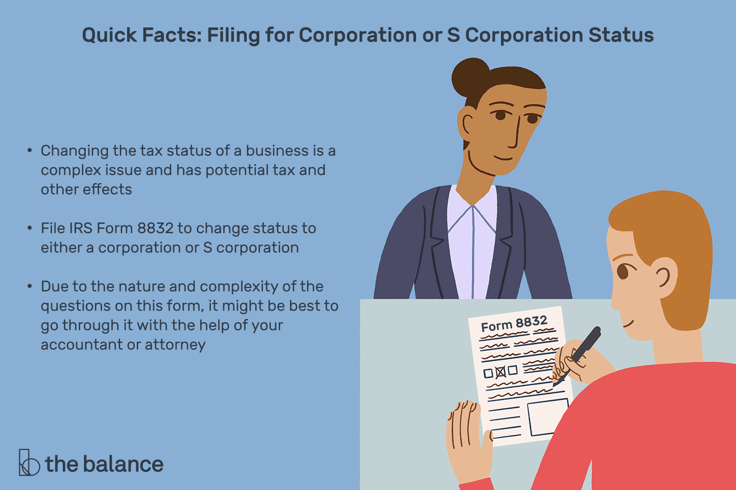 Form 2553 change your llc tax status to a corporation or s corp