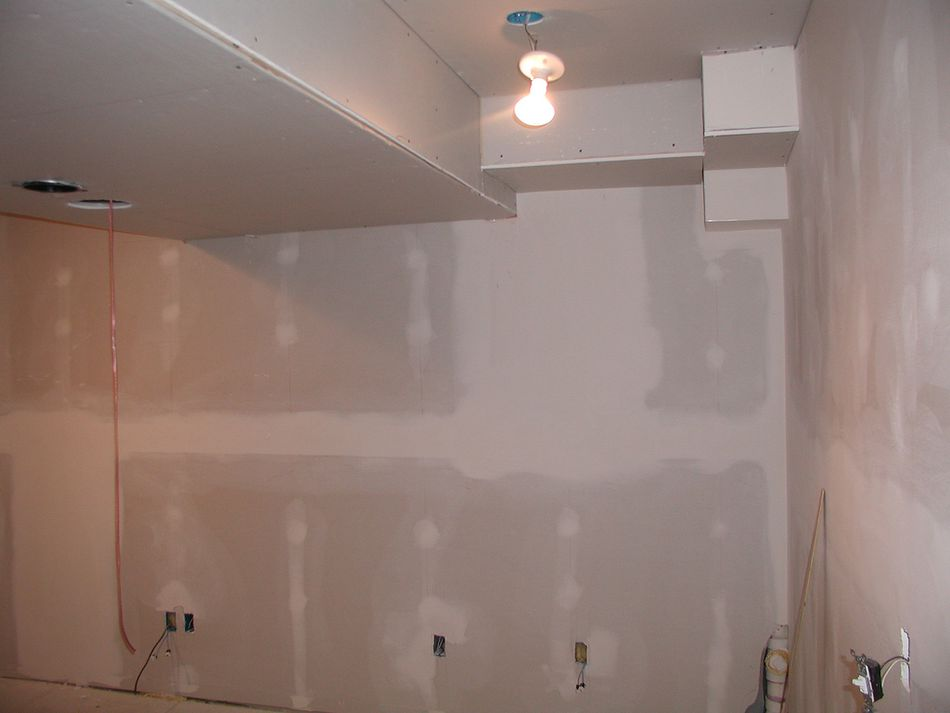 How to estimate drywall