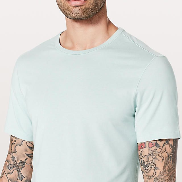 5 Year Basic Tee Updated Fit