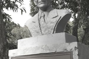 Bust of Henry Ford