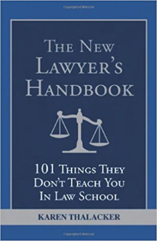 The 8 Best Books to Buy for a New Lawyer in 2018