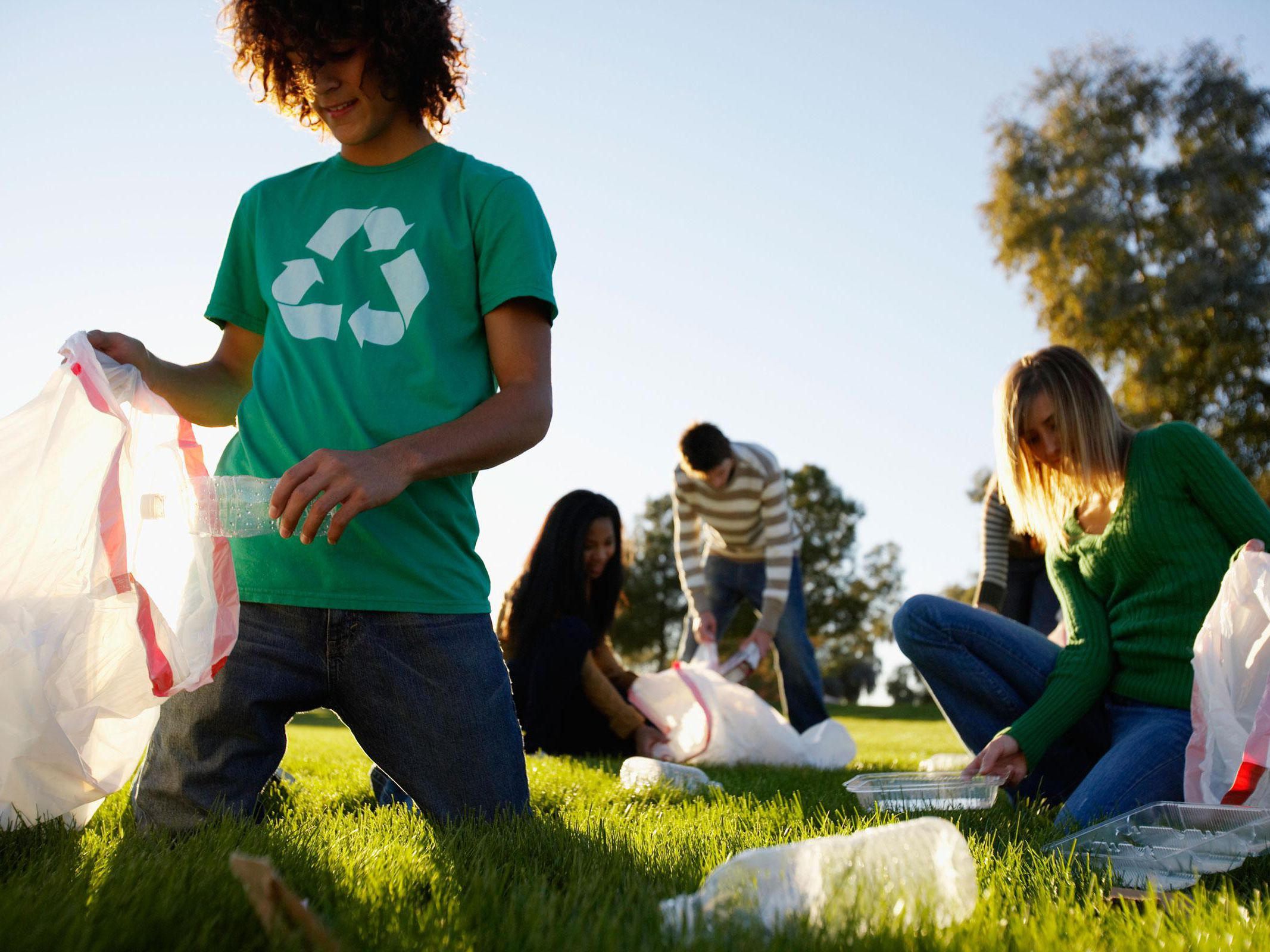 Learn About the 3 Rs: Reduce, Reuse, and Recycle