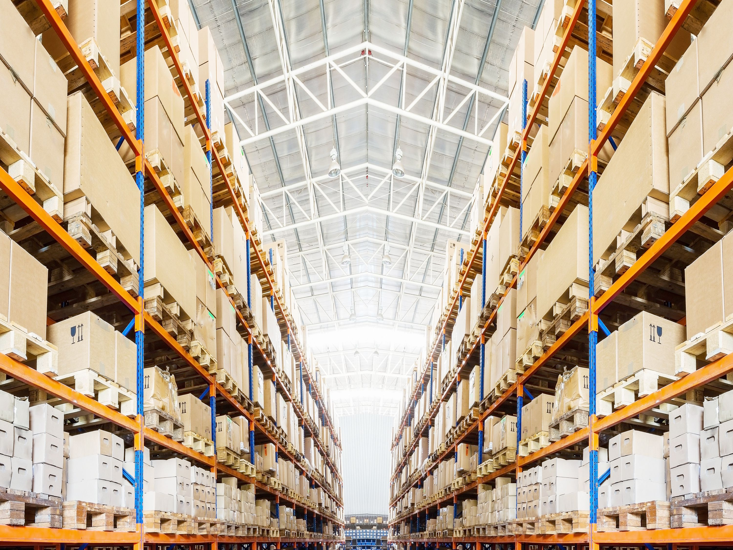 Implementing a Warehouse Management System (WMS)