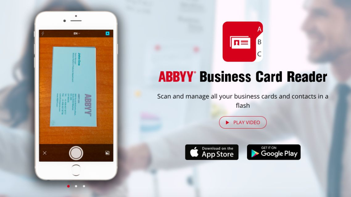 The 8 Best Business Card Scanner Apps To Use In 2020