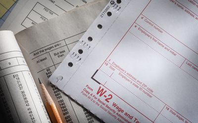 Basic Facts About The W 2 Form