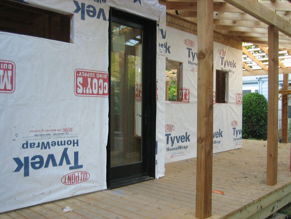 All about insulation tips and materials for Sheathing house wrap