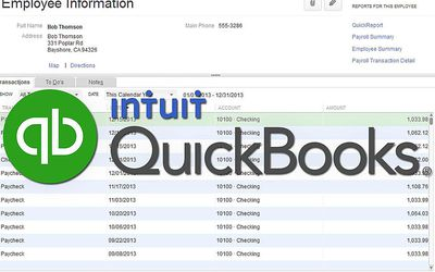 Quickbooks Reports Employee And Payroll Reports