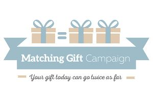Matching gift campaign