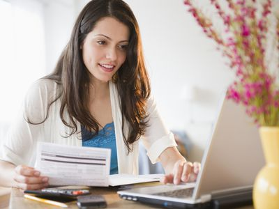 General accounting by small business owner
