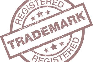 Registered trademark label notice