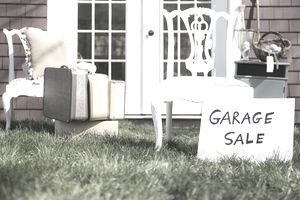 Things to Do Before Starting Your Garage Sale