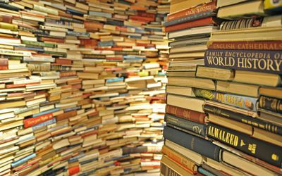 Books in Libarary