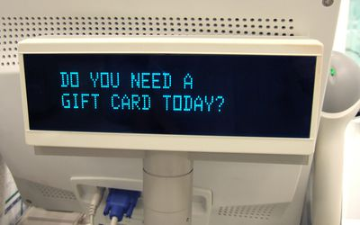 Mobile Gift Cards, Wallets and Apps