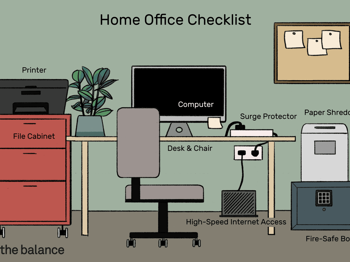 home office decor ideas.htm 17 items you need to set up an efficient home office  set up an efficient home office