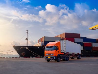 Truck drivers at maritime facilities in the U.S need a TWIC