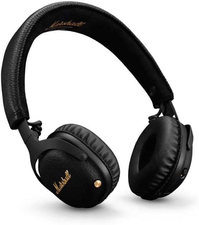 Marshall Mid ANC Active Noise Cancelling On-Ear Wireless Bluetooth Headphone