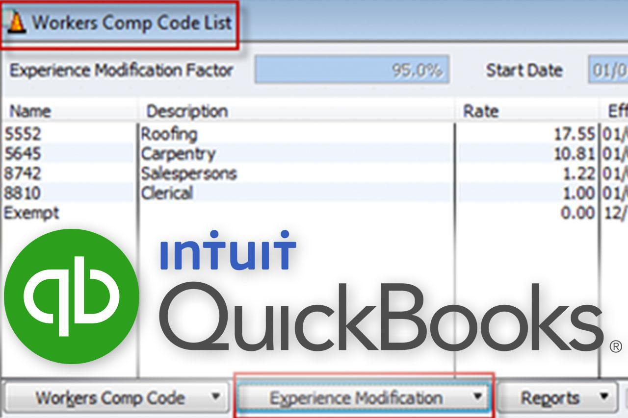 Learn How to Track Workers' Compensation in QuickBooks
