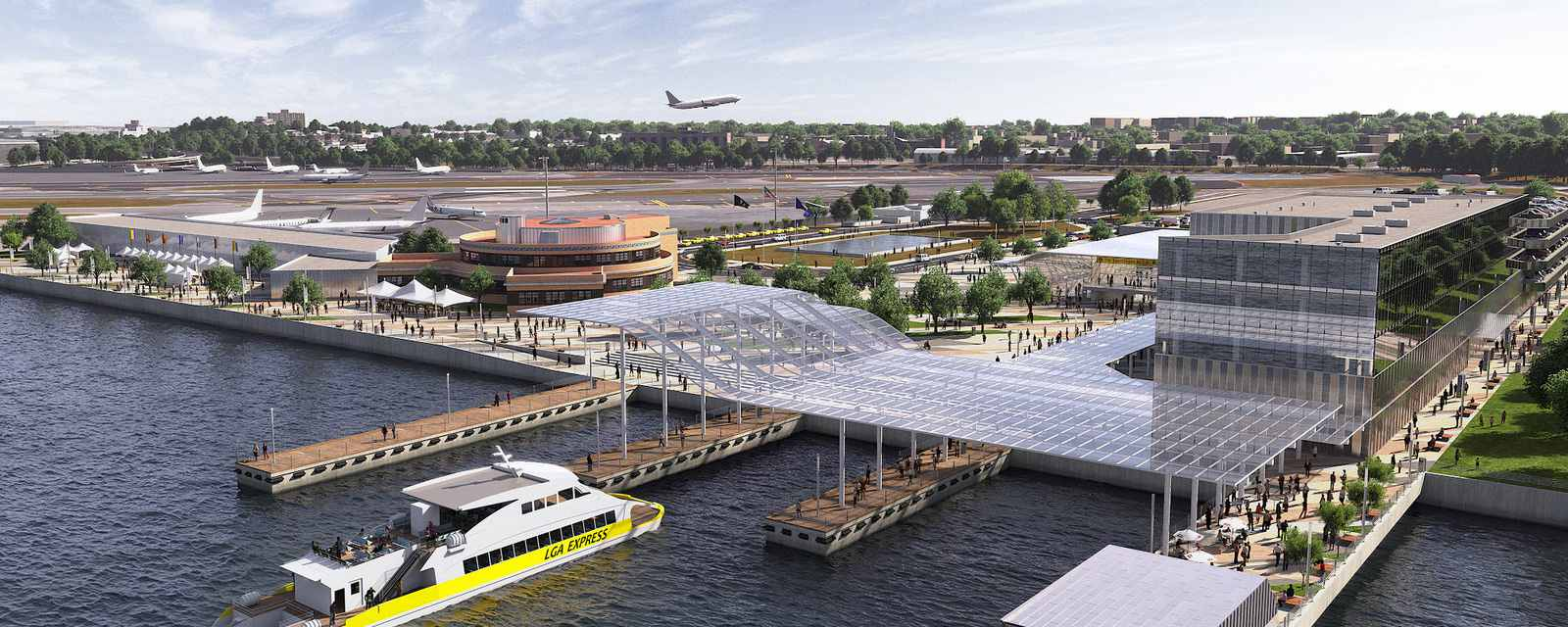 Marine and air terminals are good P3 Projects