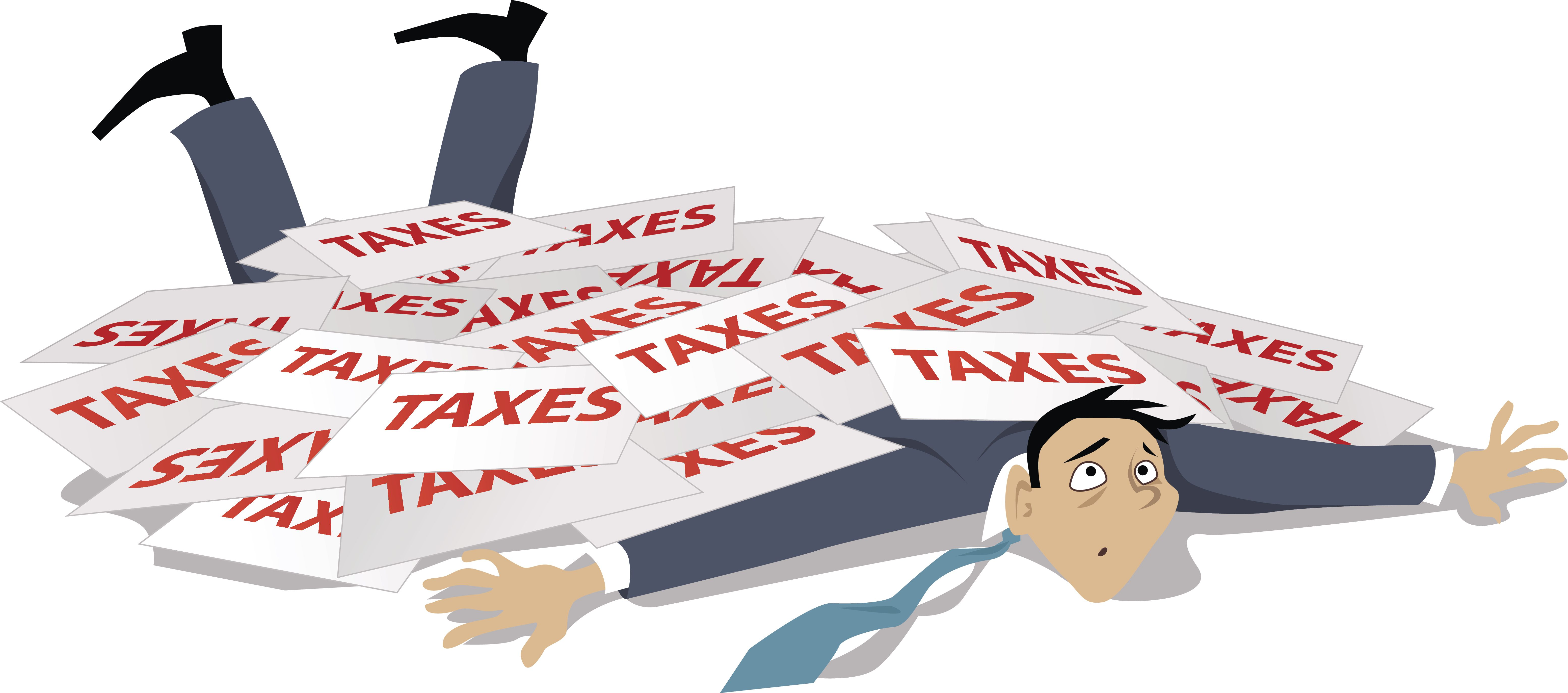 how to pay taxes for small business