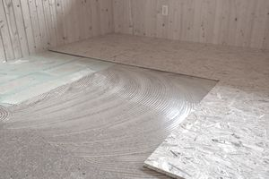 Types Of Subfloor Materials In Construction Projects - Best material for bathroom subfloor