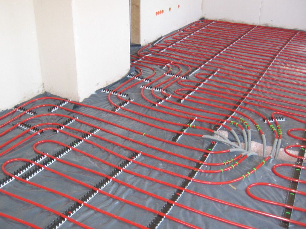 Find Out How Much Radiant Floor Heating Costs